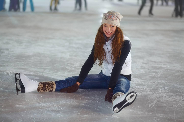 Zsírégetés korcsolyázással