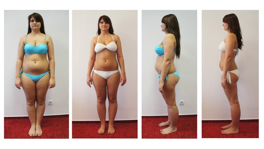 a legtöbb súly egy hét alatt fogyhat