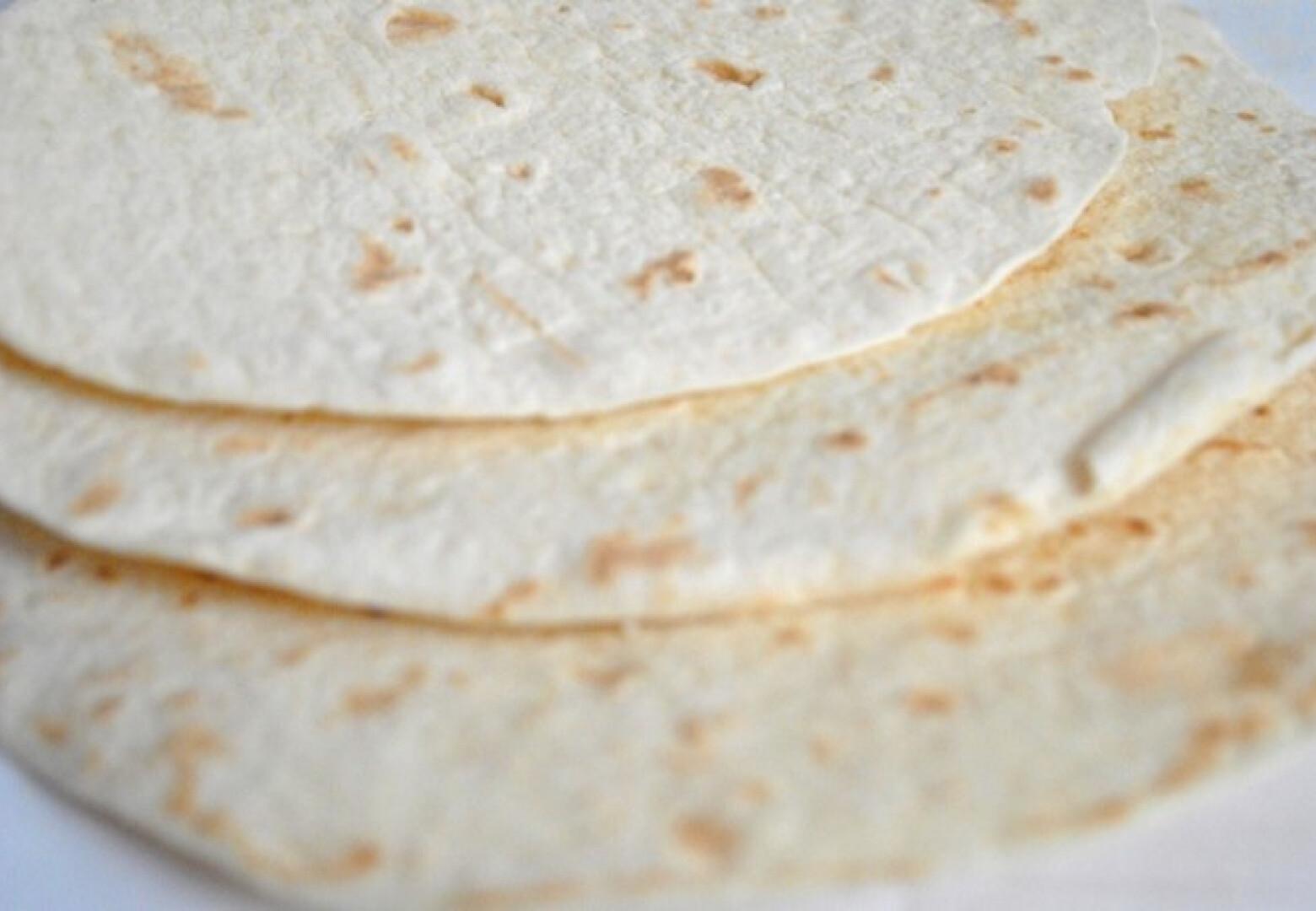 kukorica vagy liszt tortilla fogyáshoz