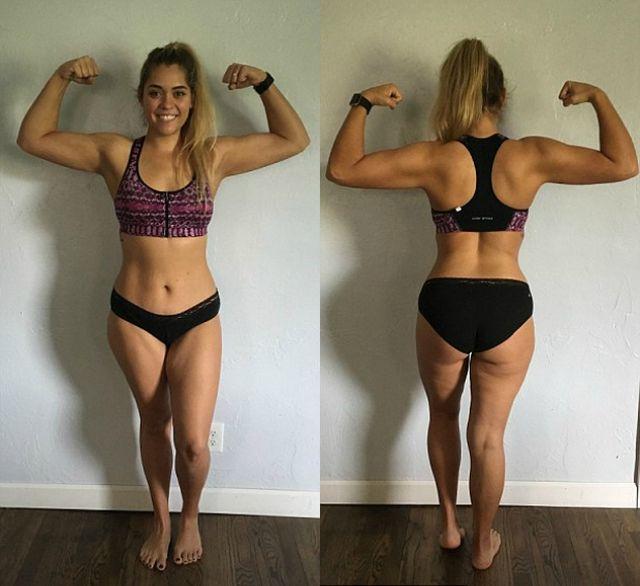 Haley 30 kilós súlyvesztése 3 hónap alatt. Legjobb karcsúsító hirdetések