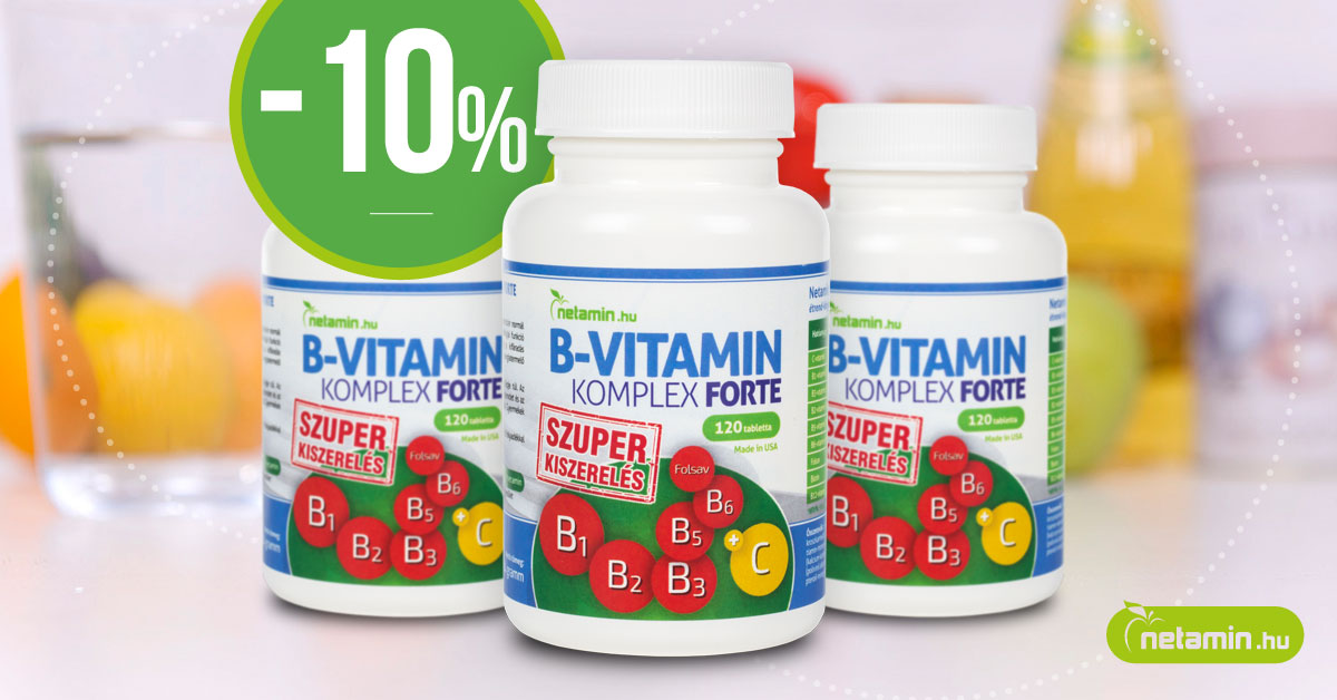 szuper b komplex segít a fogyásban