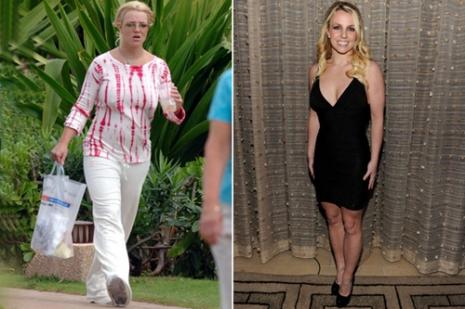 Fogyási titkait tette közkinccsé Britney Spears
