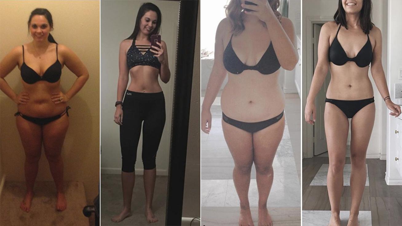 41 kilót fogyott 5 hónap alatt, brutálisan néz ki
