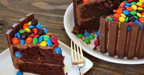 karcsúsító születésnapi torta