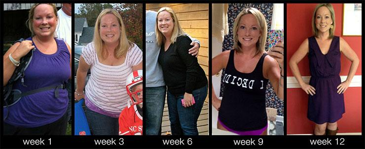 8 kiló mínusz 4 hét alatt Amanda módszerével - Fogyókúra | Femina