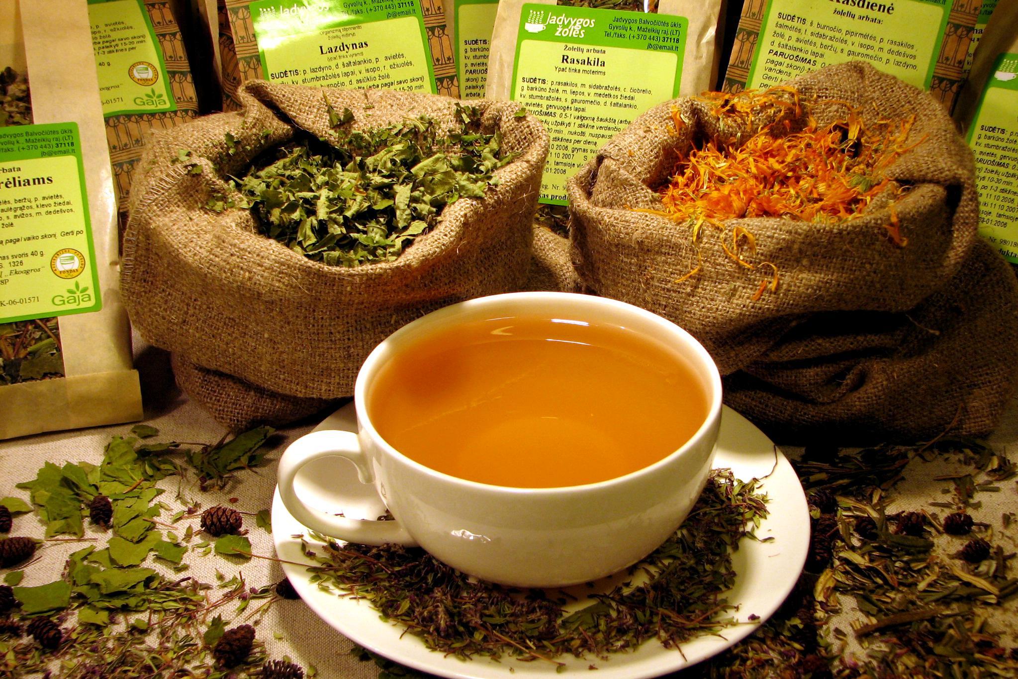 teák, amelyektől fogyni fog