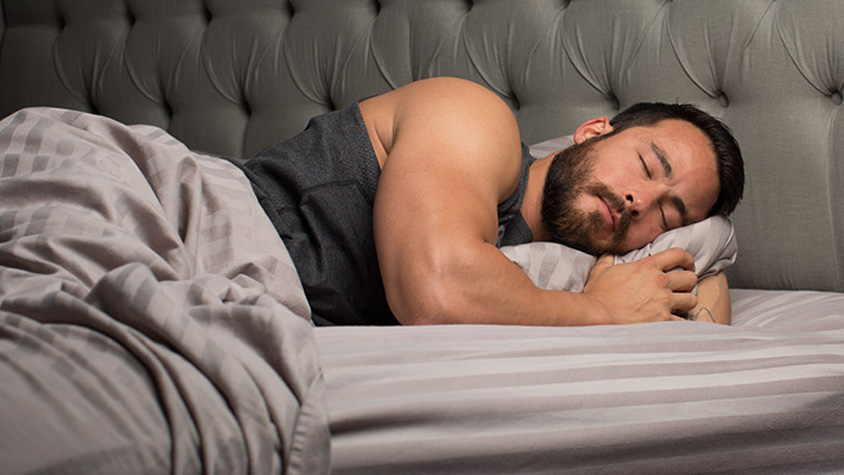 Szoktál edzeni? Talán épp emiatt nem alszol jól
