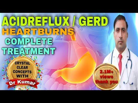 Fogyni gyógyító gerd. Reflux tünetei és kezelése - HáziPatika
