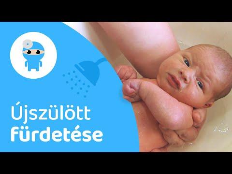 csecsemők fogyás az első héten