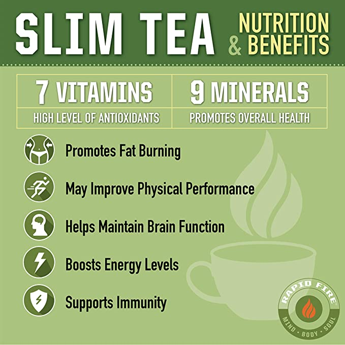 body slim tea infúzió