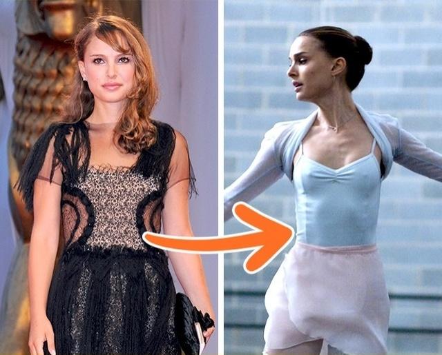 színésznő fogyás előtt és után nem képes fogyni szoptatás közben