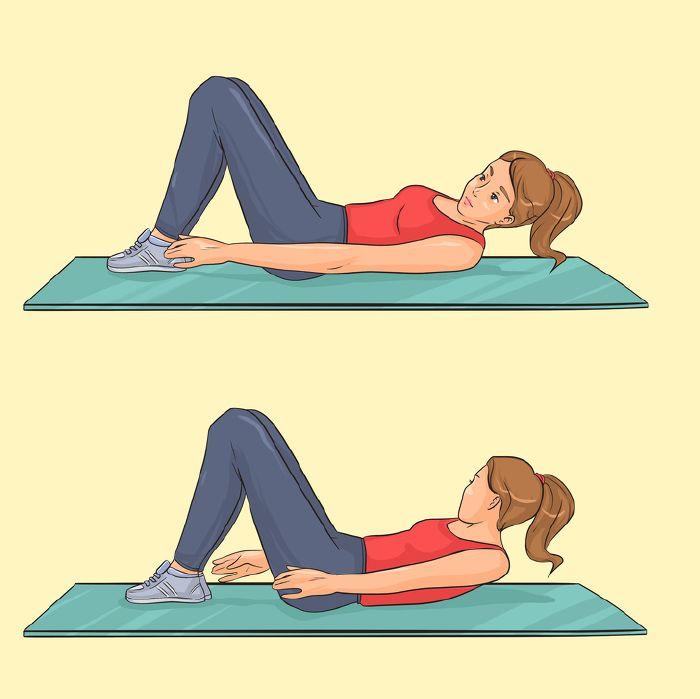 hogyan lehet karcsúsítani a hátad