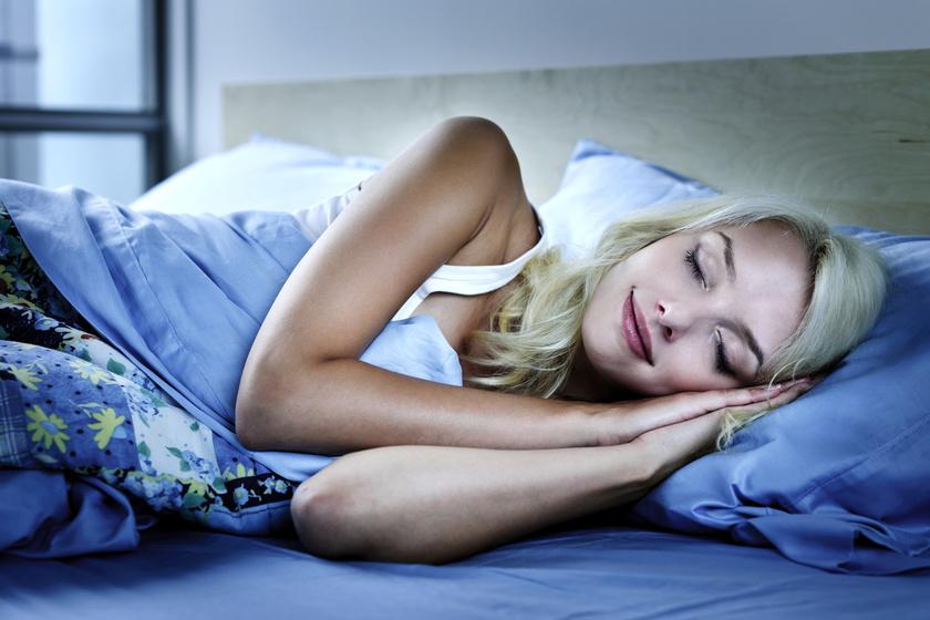 hideg hőmérsékleten alvás fogyás