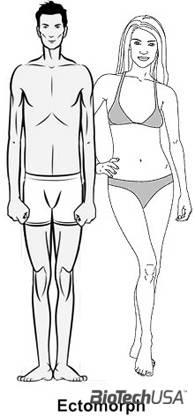 3. szintű zsírégető testtípus