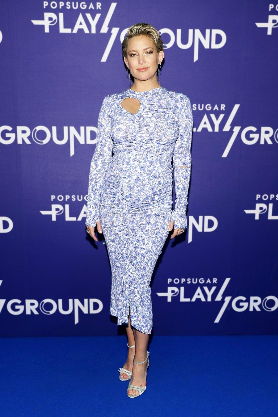 Kate Hudson 12 kilót akar leadni a szülés után | Well&fit