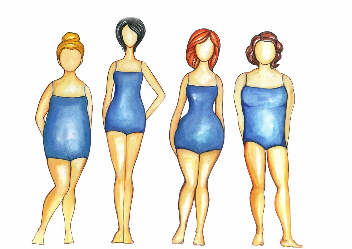 karcsúsító alsóruhás női