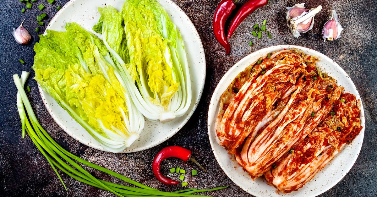 okoz-e fogyást a kimchi