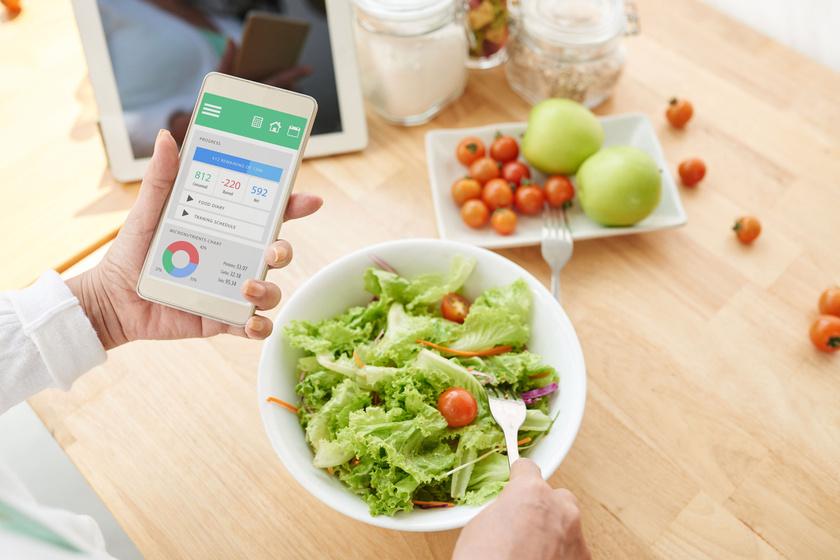 Az öt legjobb diétás alkalmazás telefonra