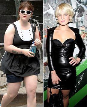 Kelly Osbourne 40 kilót fogyott, azonnal látnod kell!