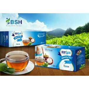 body slim tea fogyás