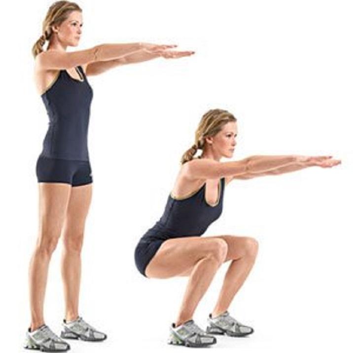 hogyan lehet karokkal karcsúsítani súlyokkal