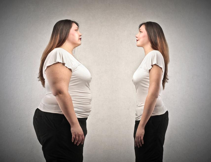 1 hónapos fogyás előrehaladás