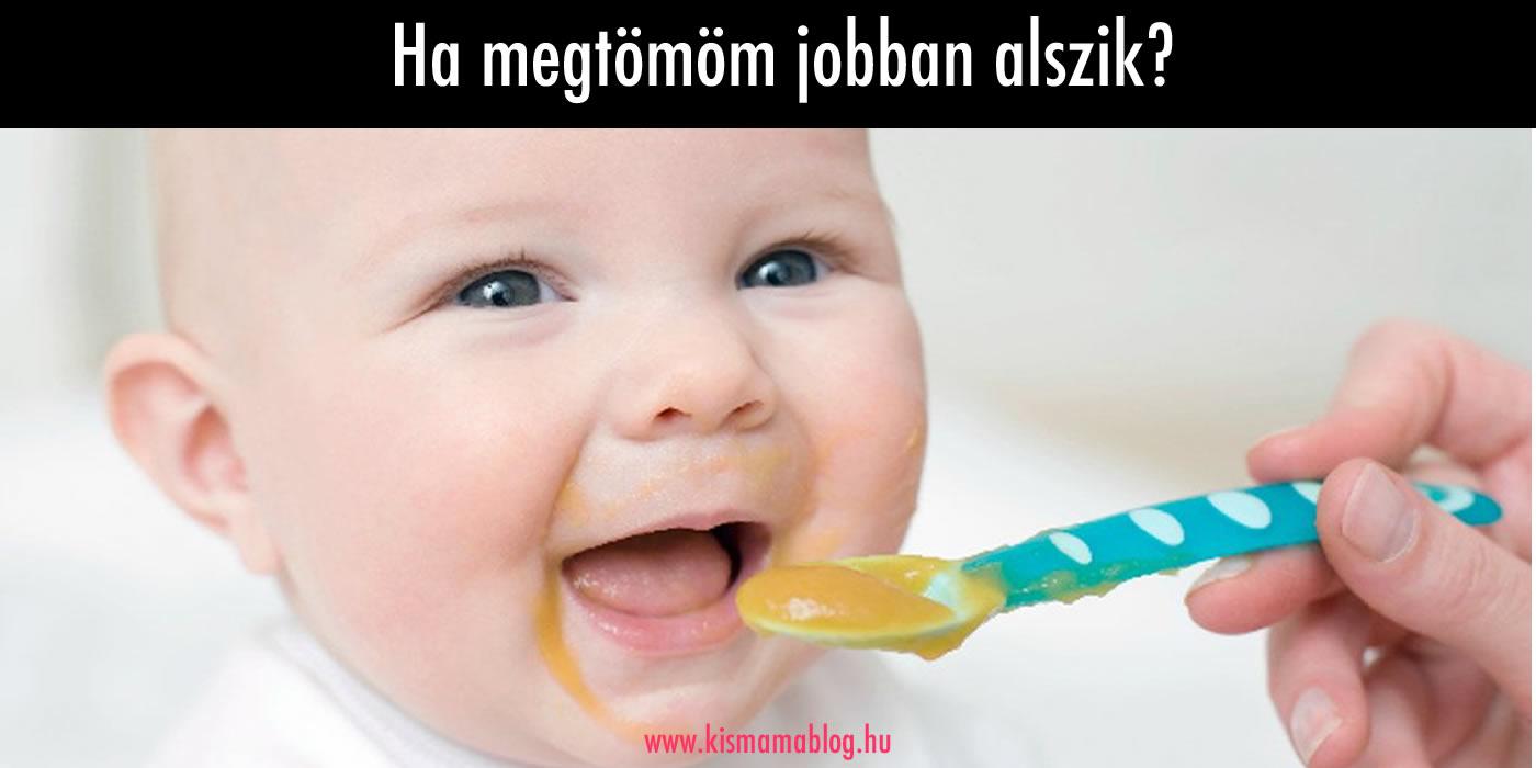 fogynak-e a babák 3 hónaposan