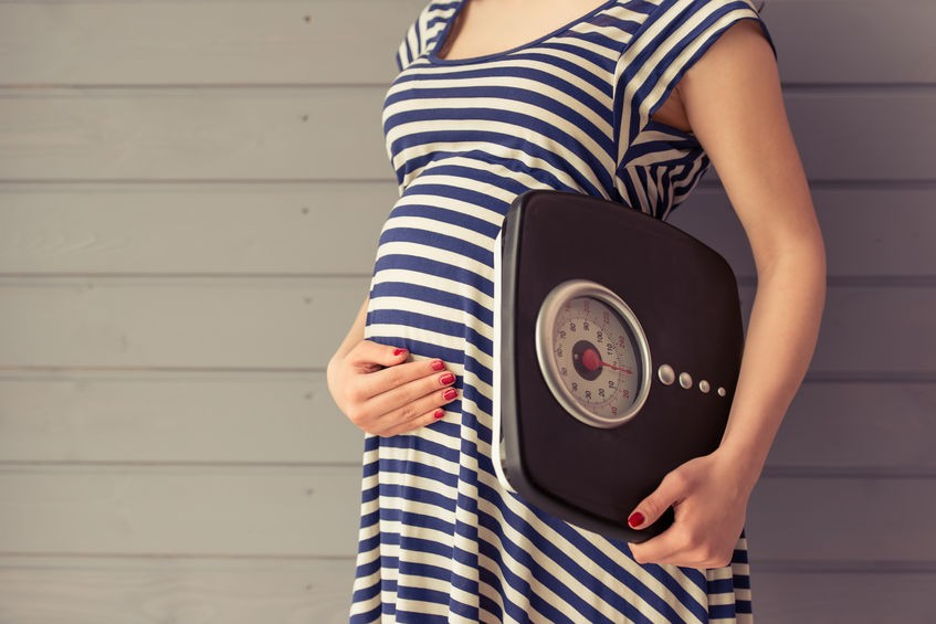fogyhat-e az ember terhesség alatt