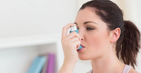 fogyás asztma