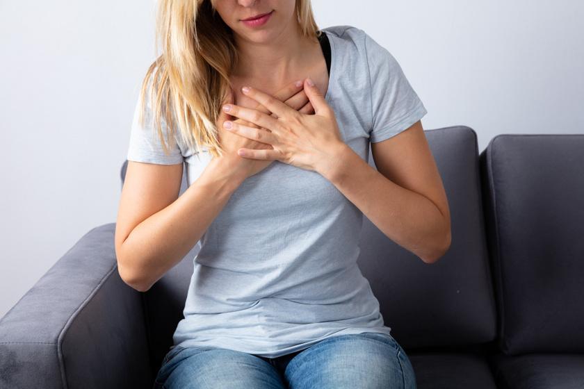 hogyan lehet fogyni a mellkasom körül