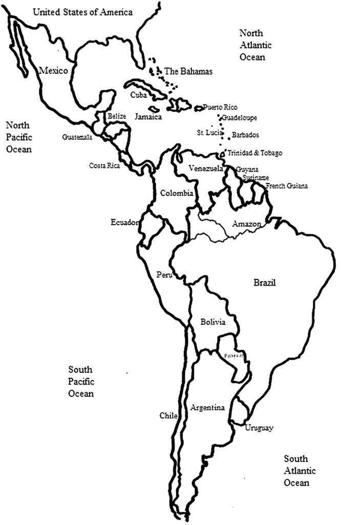 fogyás visszavonulás Közép-Amerika