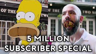 Homer Simpson fogyás szalag, Egyre inkább szakadozik, gomolyosodik a felhőzet | Magyar Nemzet