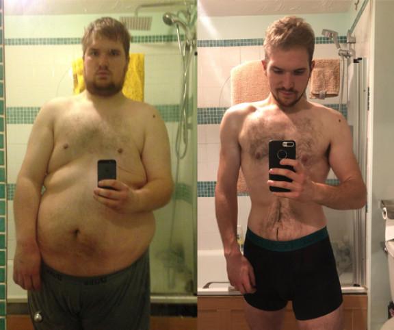 Nem fért be a körhintába a túlsúlyos férfi, ezért lefogyott 92 kilót   vekettomotor.hu