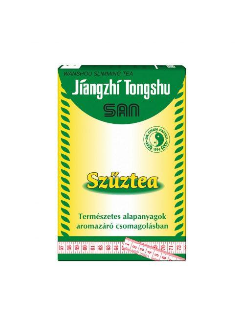 természetes fogyókúrás tea