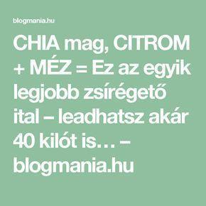 vekettomotor.hu, Tsn zsírégető