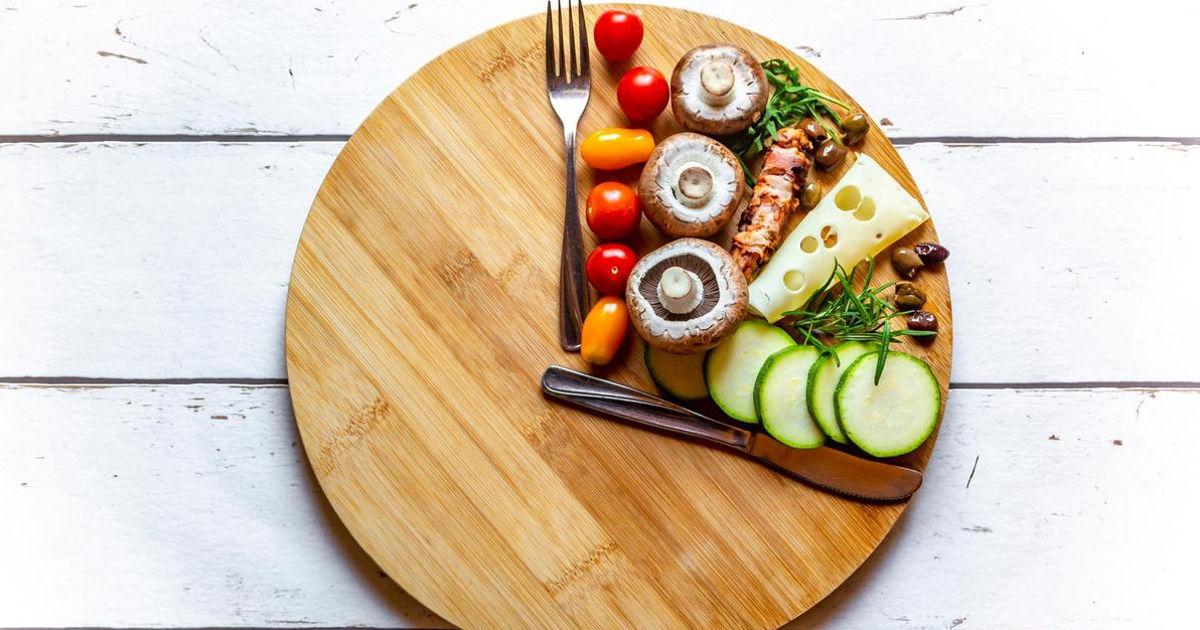 házilag elkészített fogyókúrás étkezések
