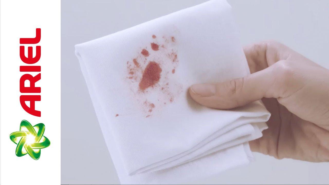 hogyan lehet eltávolítani a zsírfoltokat a pamutból