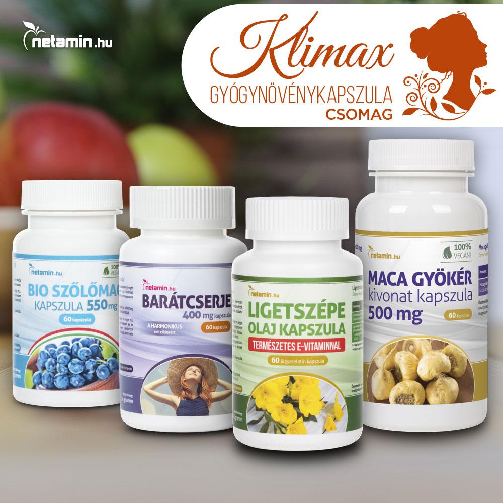 fogyókúrás kiegészítő menopauza esetén