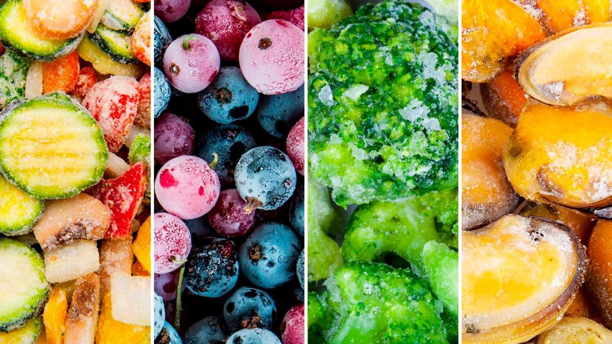 hogyan lehet fogyni a fagyasztott ételeken