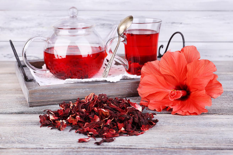 A hibiszkusz tea - A hibiszkusz fogyni fog?