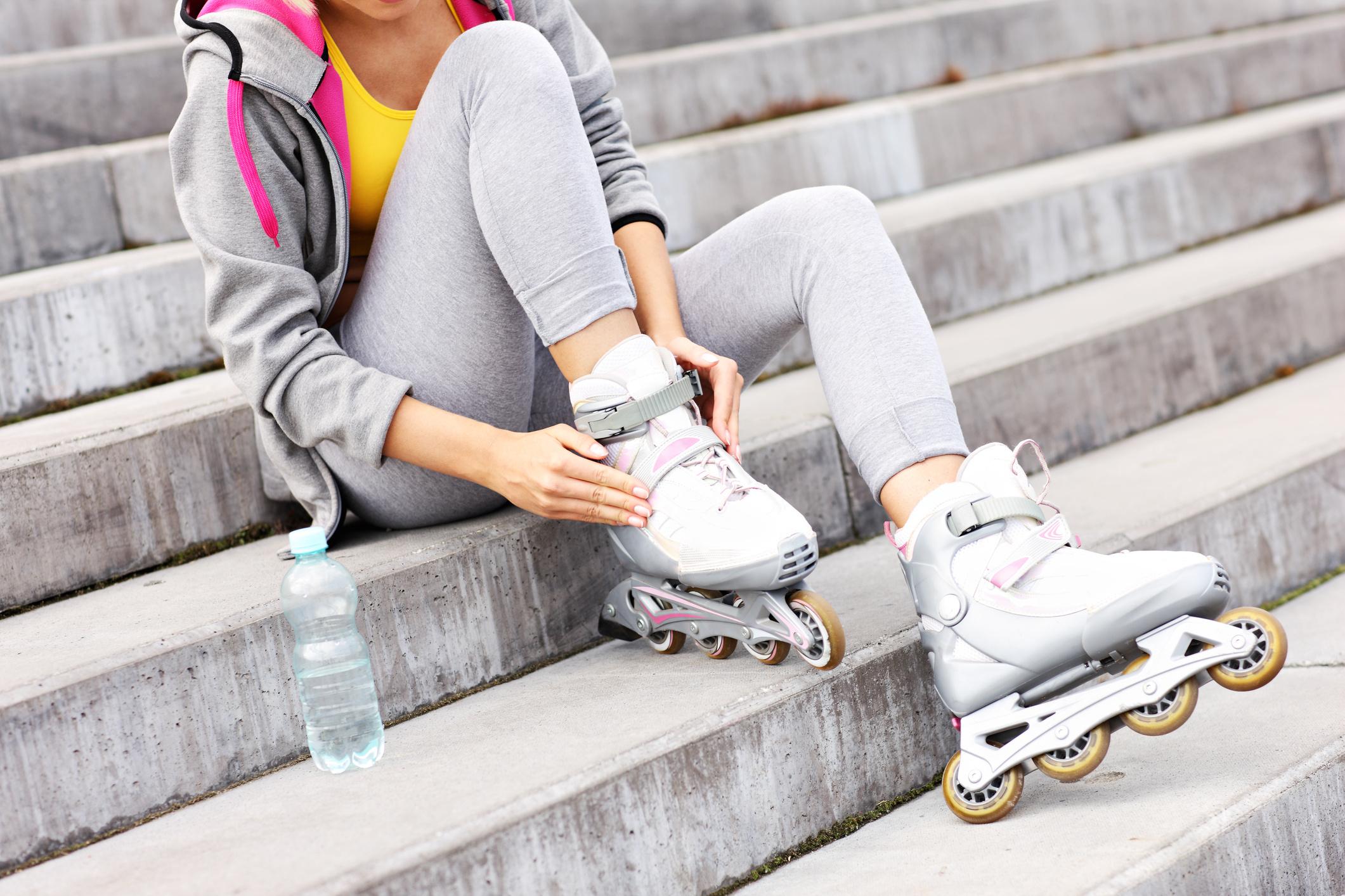 a korcsolya jó a fogyáshoz