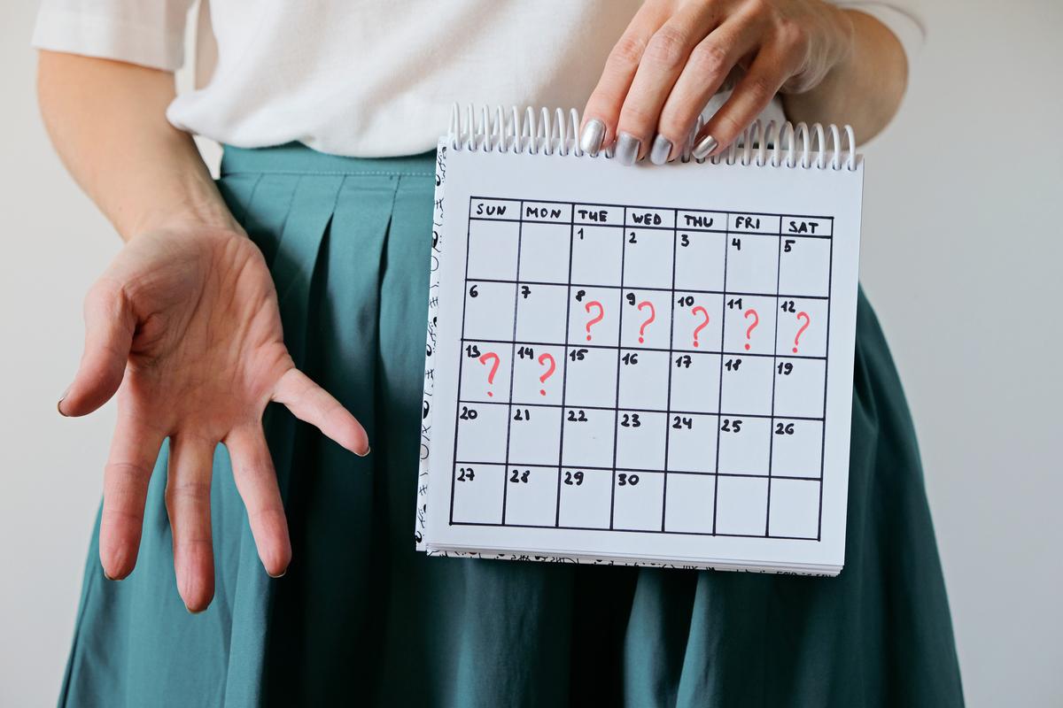 a menstruáció fogyást okoz legjobb módszer a fogyás kutatására
