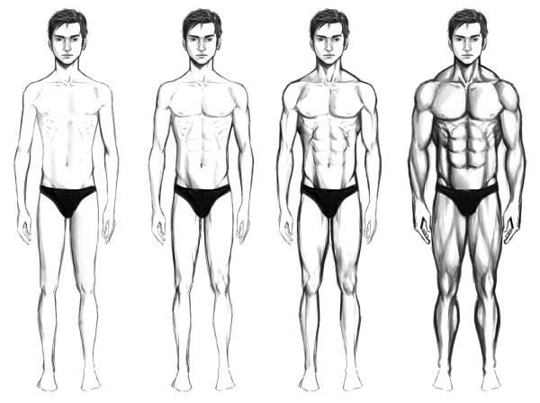 Ilyen edzésformákat válassz és így táplálkozz, ha mezomorf testalkatú vagy