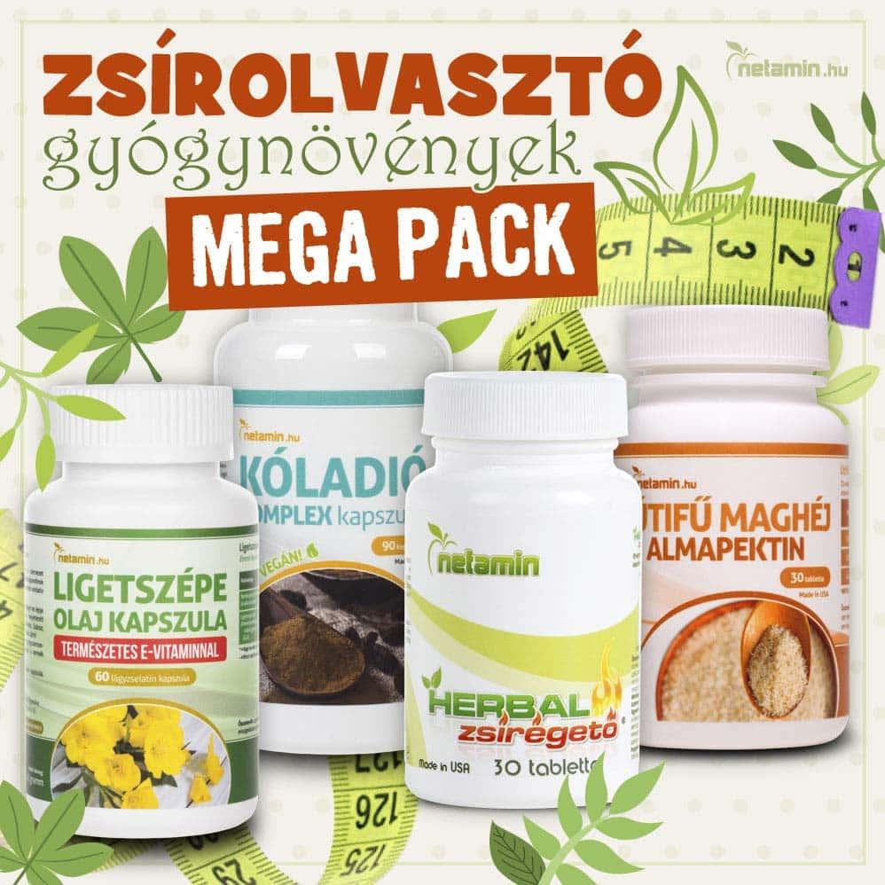top 5 fogyókúrás gyógynövény