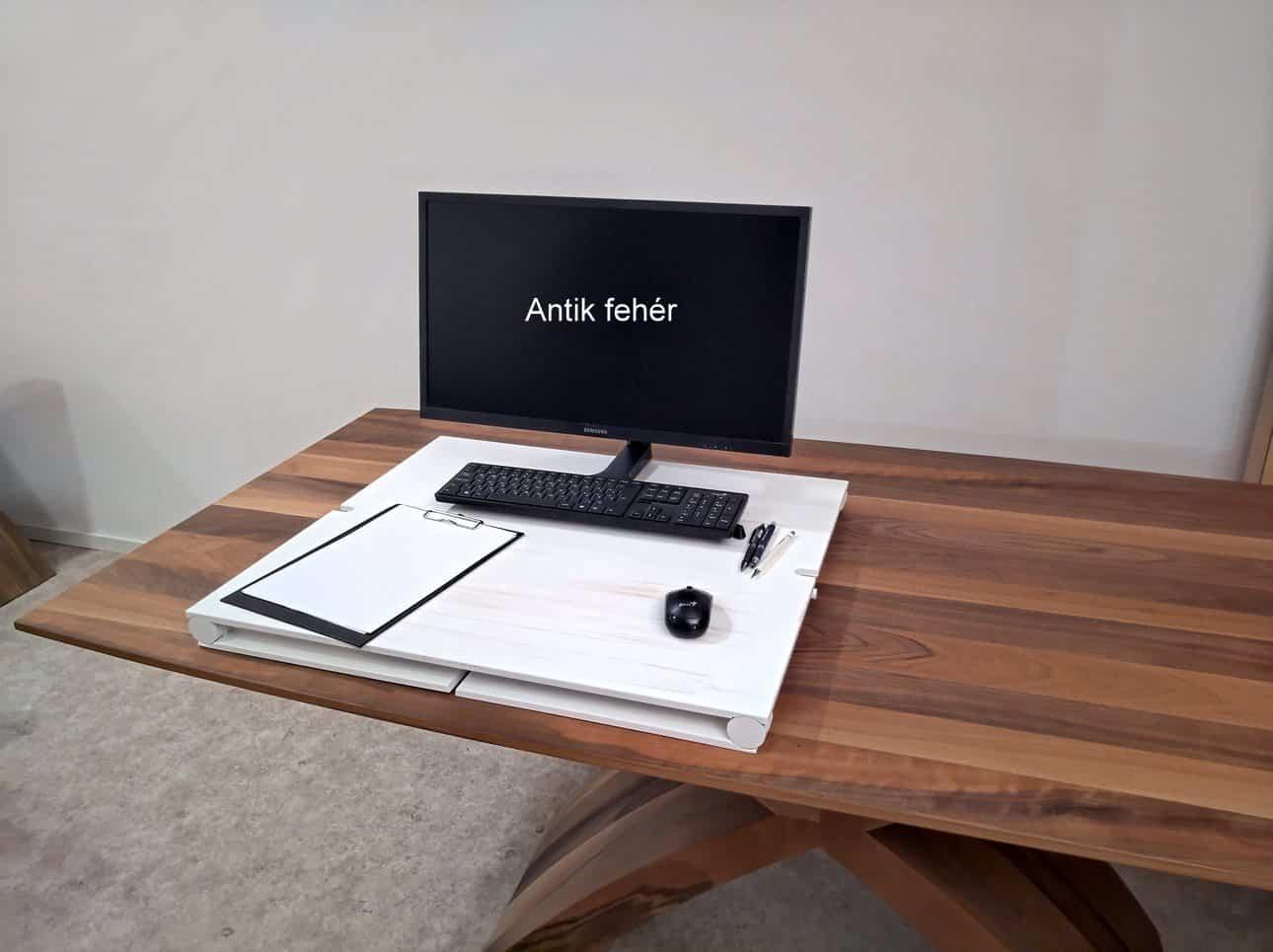 Használjon futópad íróasztalt?