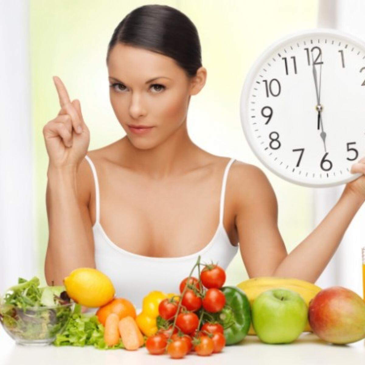 Mennyire lehet fogyni azzal a módszerrel, hogy este 6 után nem eszik az ember semmit?