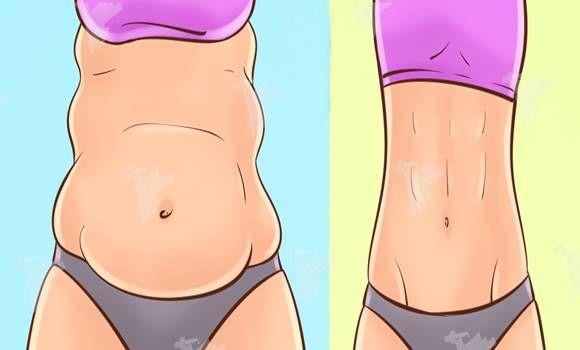 hasra kell fogyni távolítsa el a belső zsírt