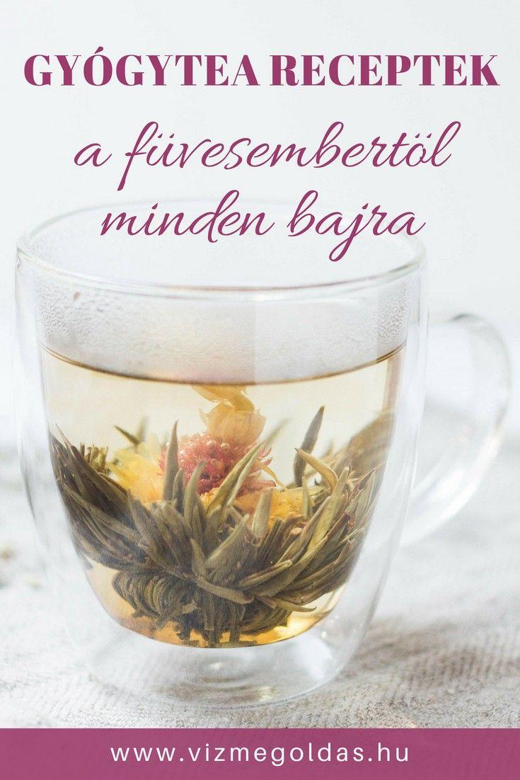 5 egészséges és zsírégető tea