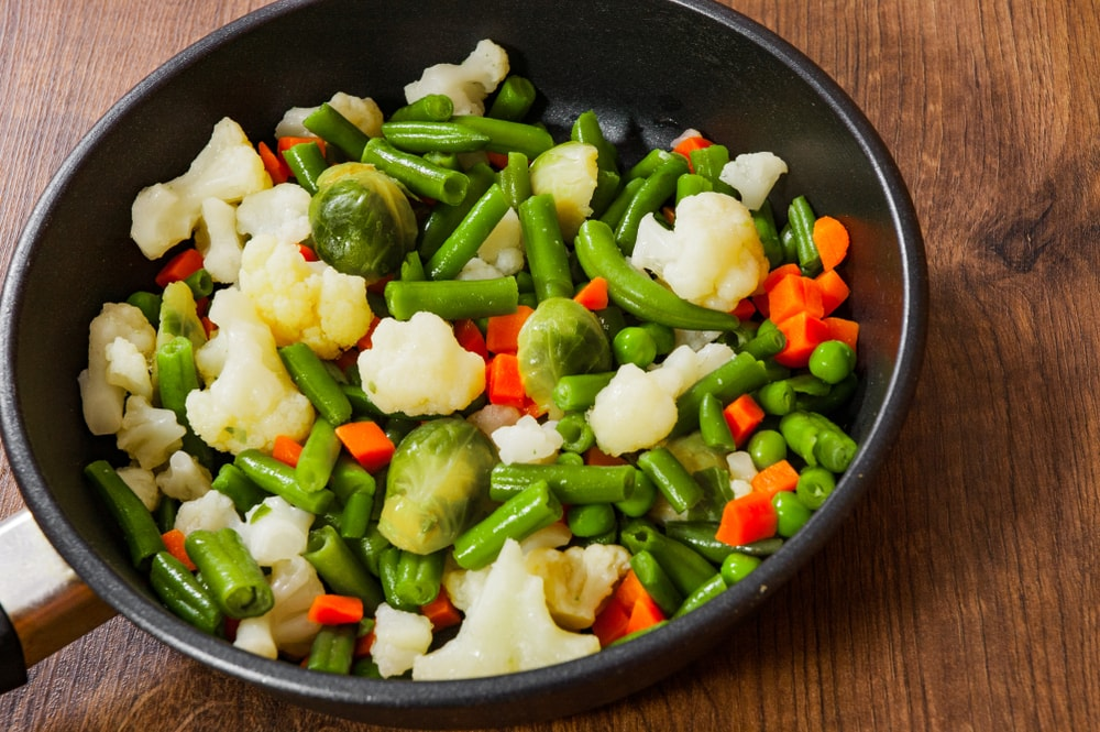 zöldséges ételek fogyáshoz